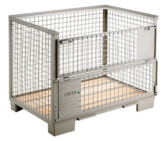 gitterbox vmp logistics. Black Bedroom Furniture Sets. Home Design Ideas