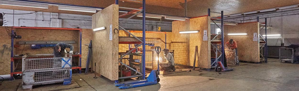 VMP-Logistics-Uetze-bei-Hannover-Reparatur