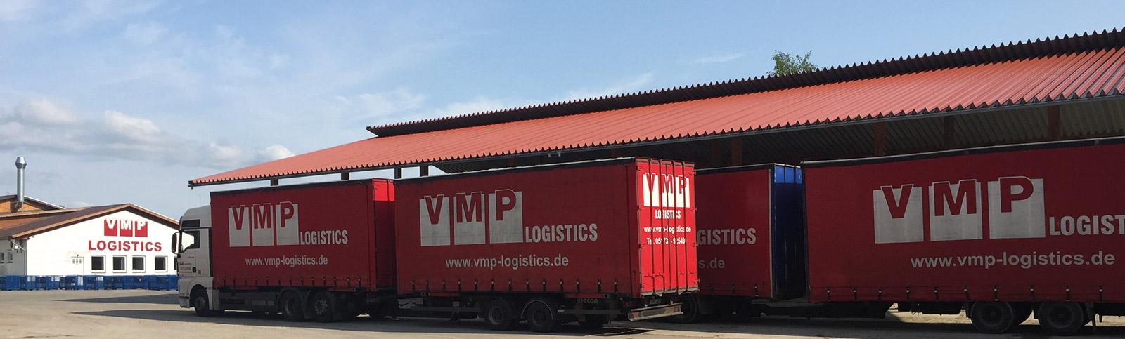 die VMP Firmenzentrale in Uetze